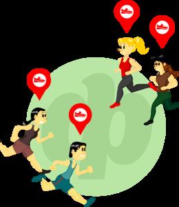 5 причин бегать вместе